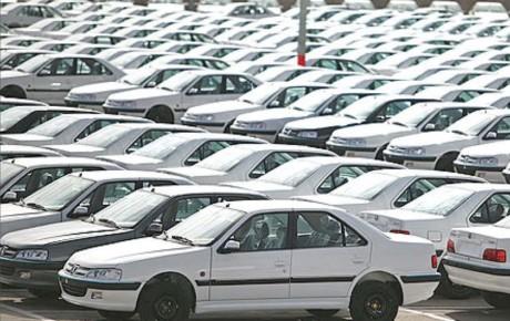 توقف فروش خودرو به دست خودروسازان