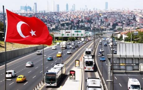 درآمد دولت ترکیه از عوارض خودروها در اتوبان ها!