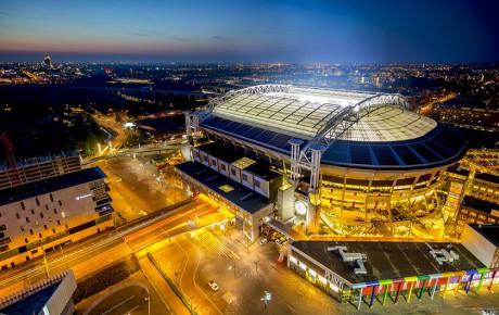 برق ورزشگاه فوتبال با باتری نیسان لیف تأمین شد!