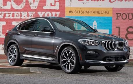 رونمایی خودروی BMW X4 مدل ۲۰۱۹ + تصاویر
