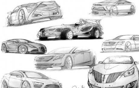 صنعت خودرو ایران از ضعف طراحی رنج میبرد