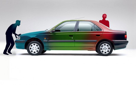 پرطرفدارترین رنگ ها در بازار خودرو