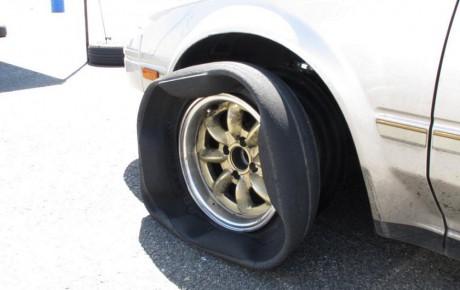 گرمای تابستان با تایر خودرو چه میکند؟!