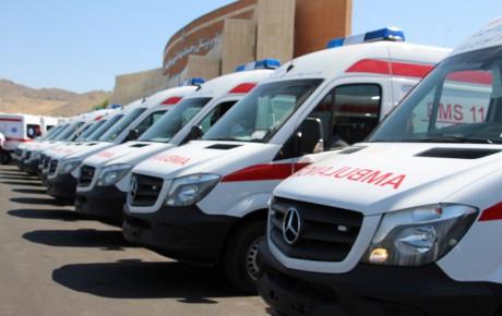 هیچ آمبولانسی به دست وزارت بهداشت از گمرک ترخیص نشده است