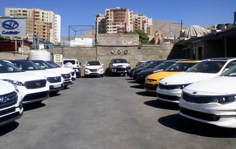 تأثیر ممنوعیت واردات خودرو بر بازار خودرو