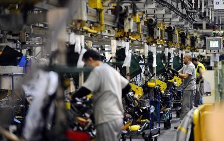 تیراژ تولید خودرو در کشور نزولی شد