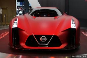 نسل جدید نیسان GT-R