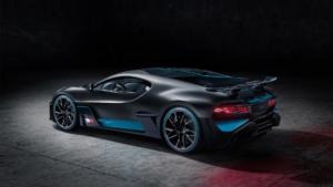 بوگاتی دیوو Bugatti Divo رونمایی شد + گالری تصاویر و ویدیو