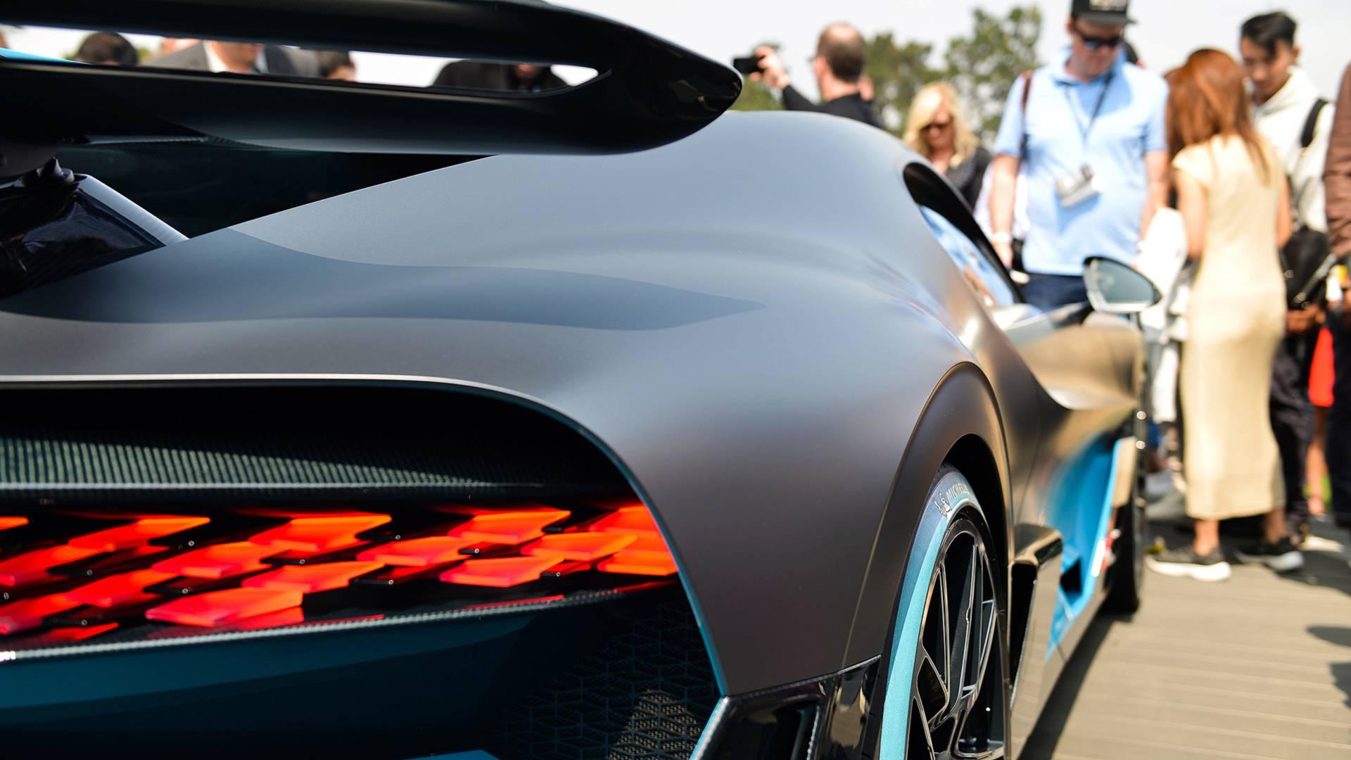 بوگاتی دیوو Bugatti Divo