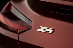 نسل جدید بی ام و Z4