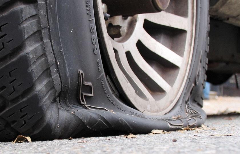 ضد پنچر کردن تایر خودروها توسط مواد نانو