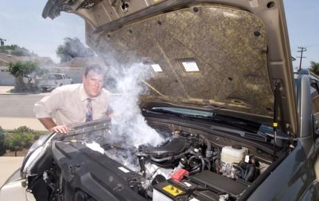 جلوگیری از جوش آوردن موتور خودرو در تابستان