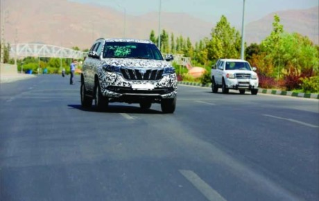 جزئیات کراس اوور استتار شده در خیابان های تهران
