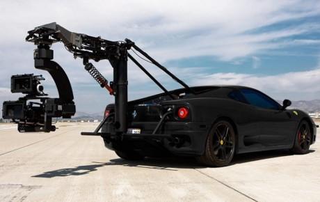 خودروهای مخصوص تصویربرداری!