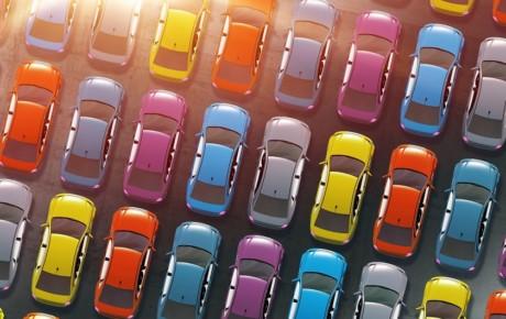 نقش رنگ های مختلف بدنه در کاهش قیمت خودرو