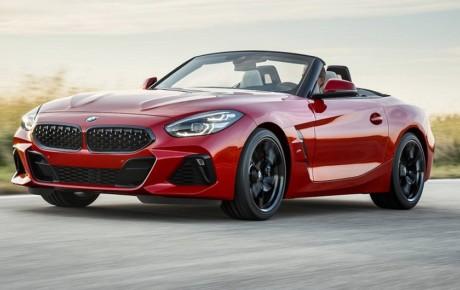 بی ام و زدفور BMW Z4 مدل ۲۰۱۹ رونمایی شد + ویدیو