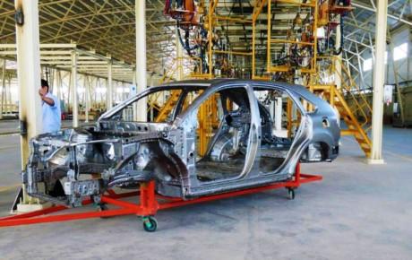 بسته حمایتی دولت از صنایع خودروسازی