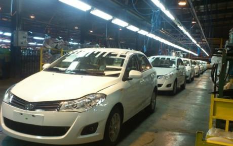 خودروهای تولید داخل کجا هستند؟