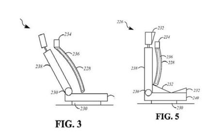 صندلی هوشمندی که از سرنشین محافظت می کند