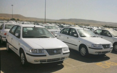 احتکار ۸۸۴۵ خودروی سمند در آذرشهر!