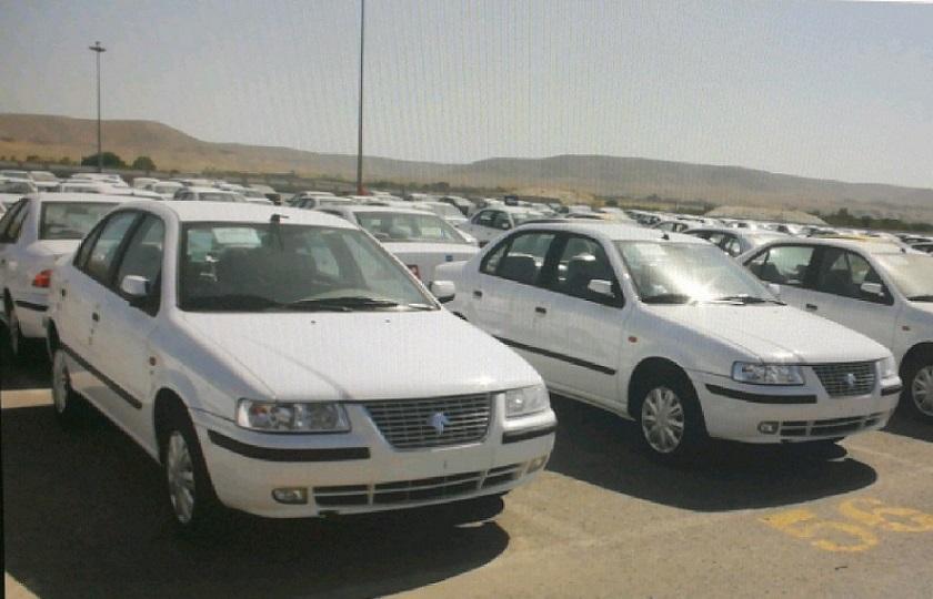 احتکار 8845 خودروی سمند در آذرشهر!