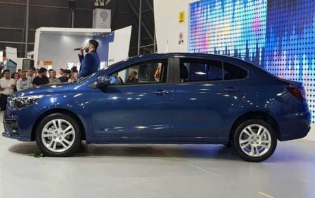 رهام نخستین بار در نمایشگاه خودروی مشهد به نمایش درآمد