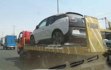 جزئیات ورود BMW I3 به ایران