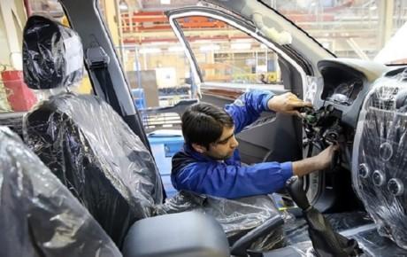 ایران خودرو از خود گذشتگی کرد