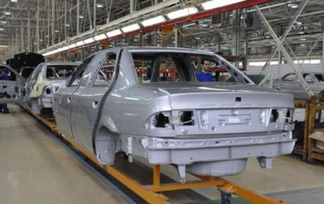 آخرین وضعیت تولید خودرو