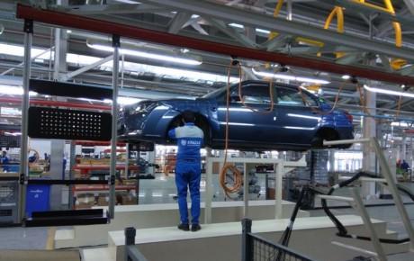 ۳۰۰ دستگاه خودروی دنا در جمهوری آذربایجان تولید شد
