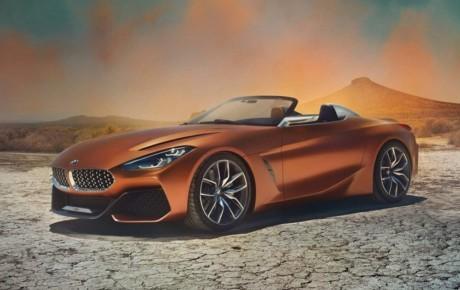 تصاویر جدید منتشر شده از BMW Z4 مدل ۲۰۱۹