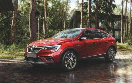رنو آرکانا Renault Arkana رونمایی شد + گالری تصاویر و ویدیو