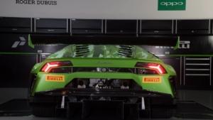 لامبورگینی هوراکان GT3 Evo