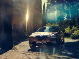 بی ام و ویژن BMW vision iNext رونمایی شد + گالری تصاویر و ویدیو