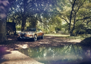 بی ام و ویژن BMW vision iNext