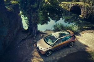 بی ام و ویژن BMW vision رونمایی شد + گالری تصاویر و ویدیو
