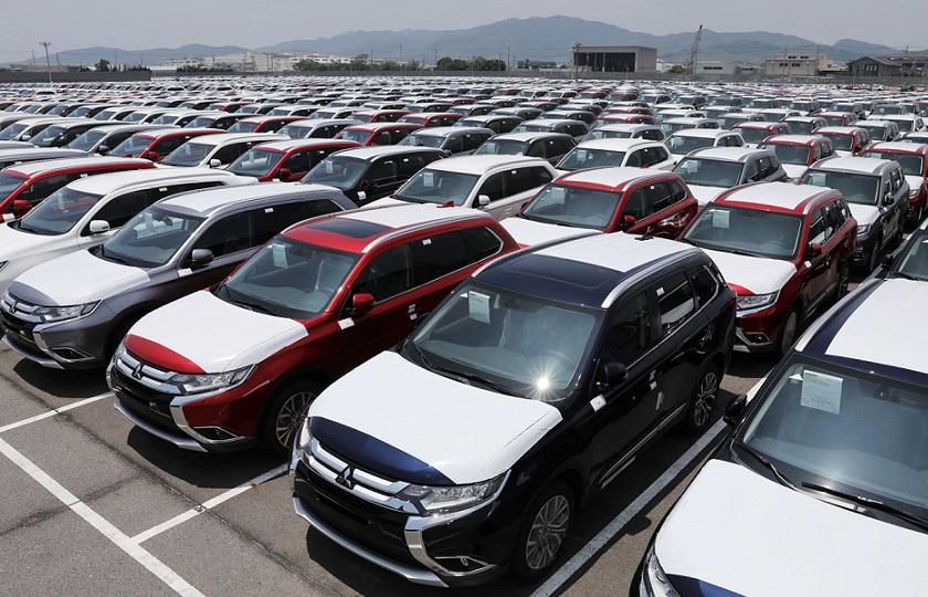 14 هزار خودروی وارداتی در انتظار دستور رئیس جمهور