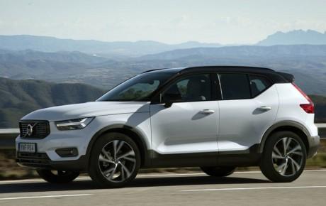 رشد فروش خودروهای شاسی بلند در اروپا