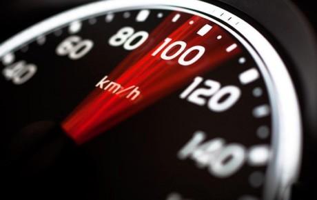 سرعت مجاز در معابر
