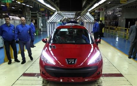 جدیدترین گزارش وضعیت تولید در خودروسازان کشور