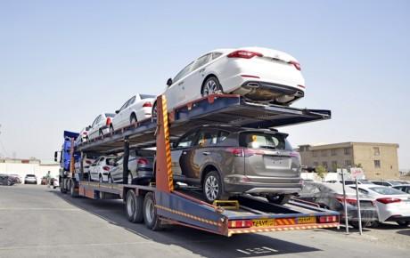 خودروهای وارداتی با ارز ۴۲۰۰ تومانی بلاتکلیفند