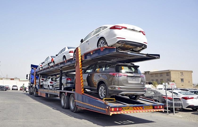 خودروهای وارداتی با ارز 4200 تومانی بلاتکلیفند