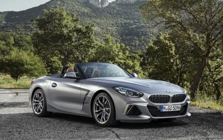 تصاویر نسل جدید BMW Z4 مدل ۲۰۱۹