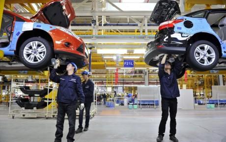 چین صنعت خودروی کشور را تهدید میکند