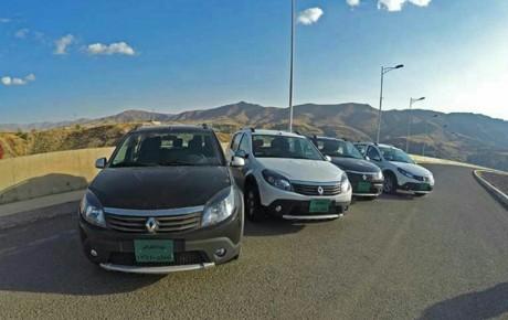 ۲۷ هزار دستگاه خودروی رنو به مشتریان تحویل داده شد