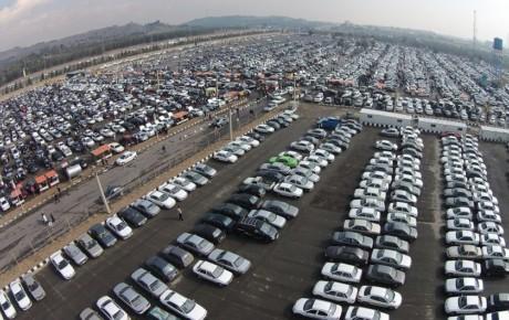 ۸۰۰ دستگاه خودروی احتکار شده در شهرستان البرز