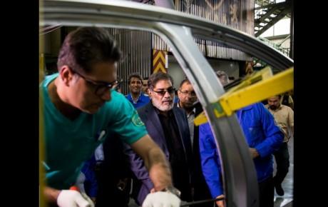 تشکیل ستاد مقابله با تحریم برای نجات صنعت خودرو