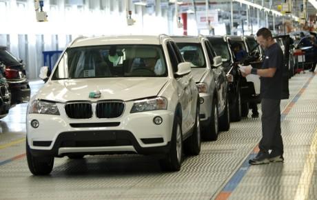 آلمان اولین صادرکننده خودرو به بازار چین شد
