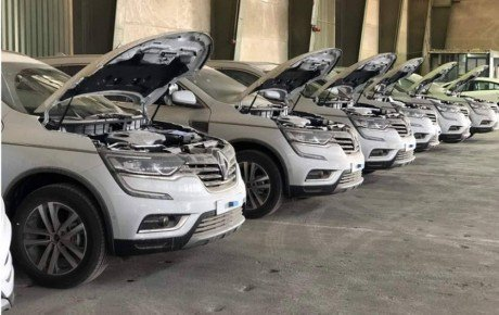 آخرین آمار واردات خودرو به ایران