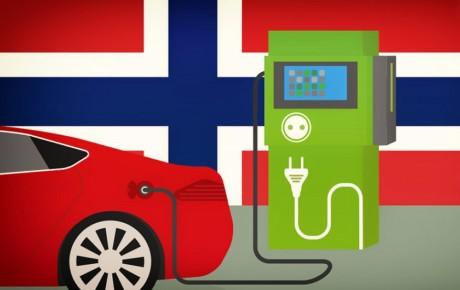 رشد ۵۰ درصدی فروش خودروهای برقی در نروژ